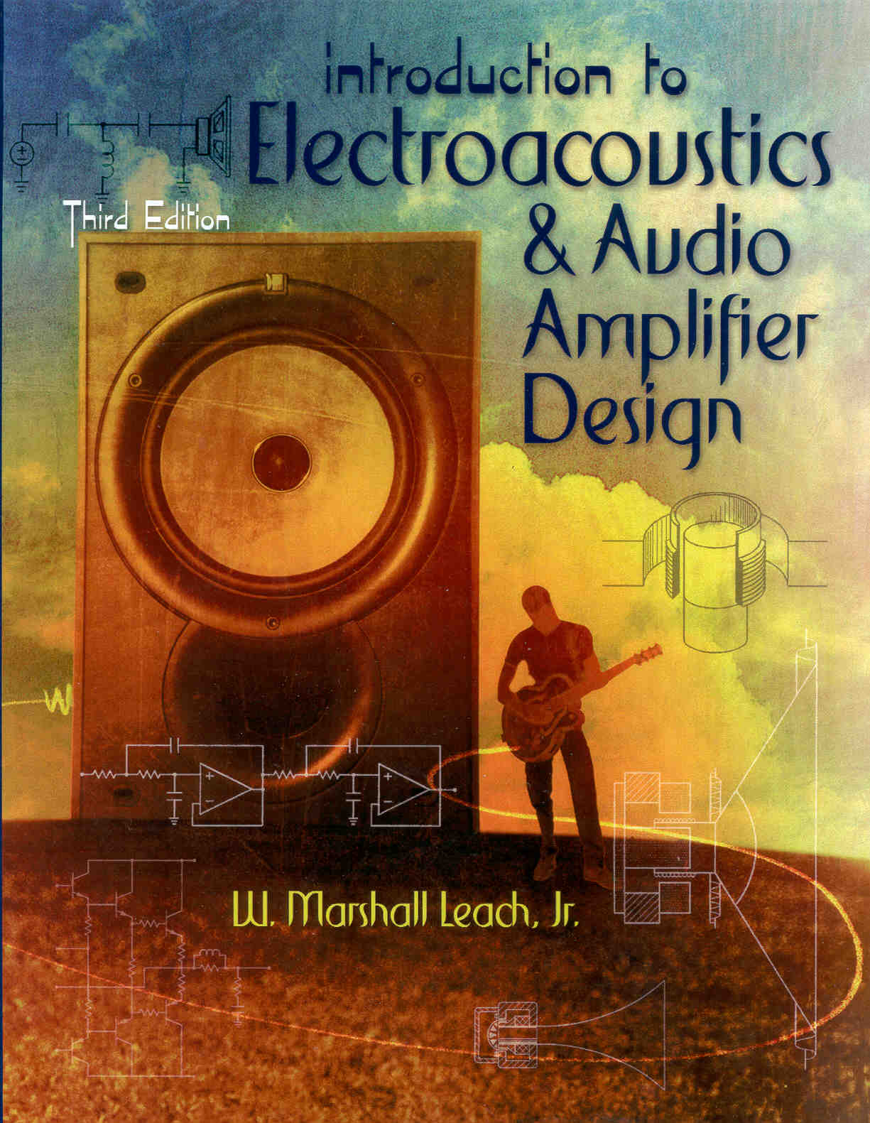 An Introduction to Electroacoustics and Audio Amplifier Design
