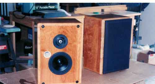 Vifa 2-Way Loudspeaker System